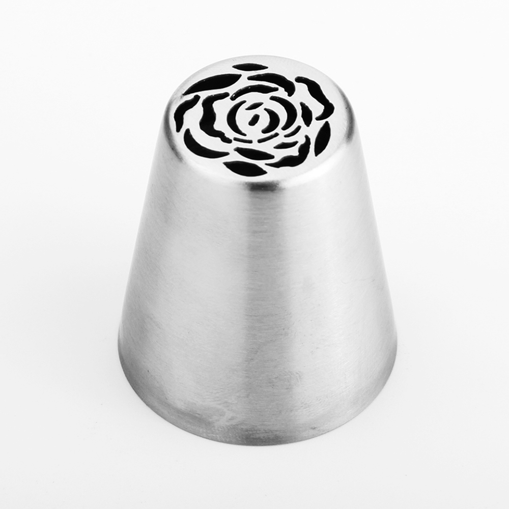 HBBNO60 FDA High Quality Stainless steel 304 Cake Decorating Flower Icing Nozzle