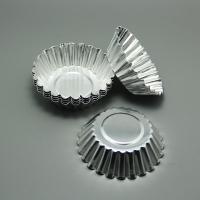 Aluminum  Egg Tart thick mould cake mould cupcake baking tool