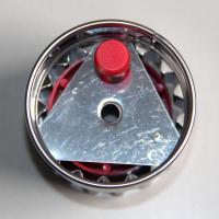 HB0426 Metal Heaven Cutout Plunger Cutter Mold