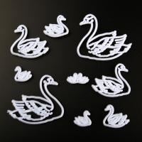HB0311D Plastic Swan Shape Press molds set