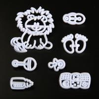 HB0311H Plastic Lion Shape Press molds set